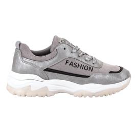 Ax Boxing Pantofi sport la moda gri