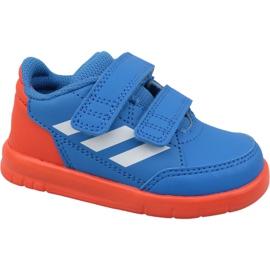 Pantofi Adidas AltaSport Cf I D96842 albastru
