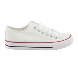 Adidași albi Atletico CNSD-1 alb