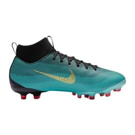 Pantofi de fotbal Nike Mercurial Superfly 6 Academy Gs CR7 Mg Jr AJ3111-390