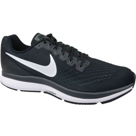 Negru Pantofi de alergare Nike Air Zoom Pegas 34 M 880555-001
