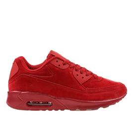 Roșu Încălțăminte sport pentru bărbați roșii 55109-2