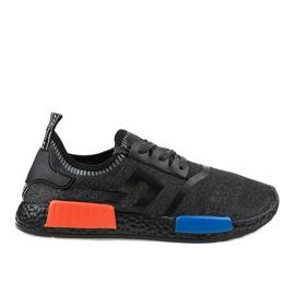 Negru Încălțăminte sport MD01A-6 neagră