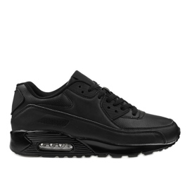 Negru Pantofi sport W26-1 negri