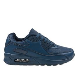 A939-3 încălțăminte sport albastru bleumarin