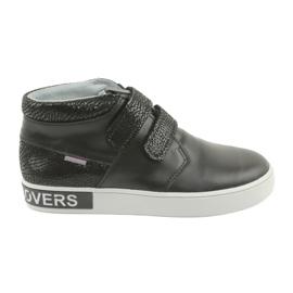 Mazurek negru Cizme negre FashionLovers