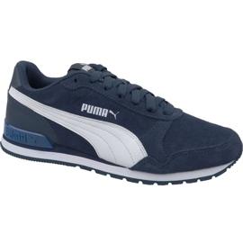Bleumarin Pantofi Puma St Runner V2 Sd M 365279-10