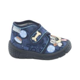 Încălțăminte pentru copii Befado 529P106 albastru marin albastru