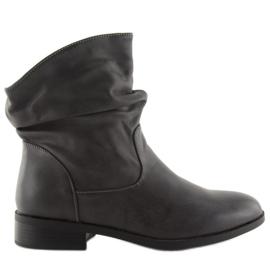 Pantofi pentru femei gri 1127-PA gri