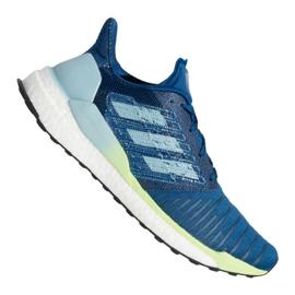 Albastru Pantofi Adidas Solar Boost M B96286