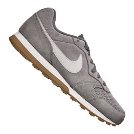 Gri Pantofi Nike Md Runner 2 Suede M AQ9211-002