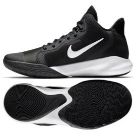 Pantofi de baschet Nike Precision Iii M AQ7495 002 negru