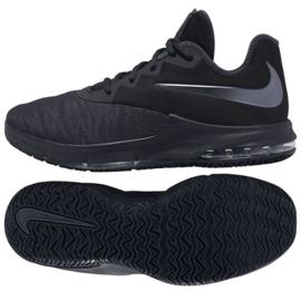 Pantofi Nike Air Max Infuriate Iii Low WM AJ5898 007 negru
