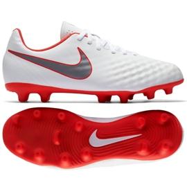 Nike Magista Obra 2 Club Fg Jr AH7314 107 alb