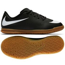 Pantofi Nike Bravatax Ii Ic Jr 844438 001 negru