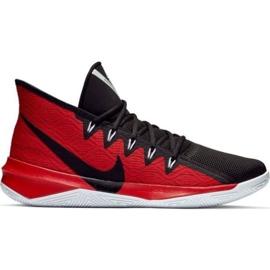 Pantofi Nike Zoom Evidence Iii M AJ5904 001 negru și roșu