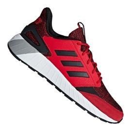 Roșu Pantofi Adidas Questarstrike M G25772