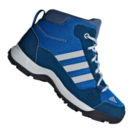 Albastru Pantofi Adidas Hyperhiker K Jr G27790