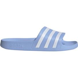 Albastru Papuci Adidas Adilette Aqua W EE7346