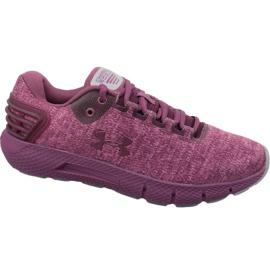 Under Armour roșu Pantofi de alergare sub încărcătură Rogue Twist W 3022686-500