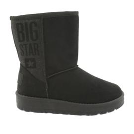 Big Star Mukluki negru