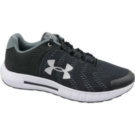 Pantofi de alergare Under Armour Pursuit Bp Jr 3022092-001 negru