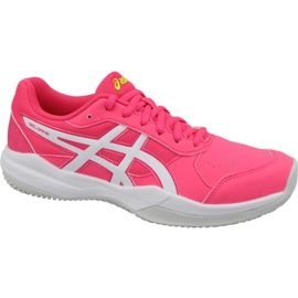 Asics Gel-Game 7 Clay / Oc Jr 1044A010-705 pantofi de tenis roz