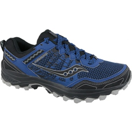 Saucony Excursion Tr12 M S20451-3 pantofi de alergare bleumarin