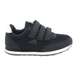 American Club WT25 pantofi sport bleumarin