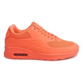 Portocaliu DN9-16 Pantofi de alergare portocalii