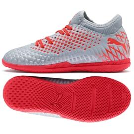 Puma Futrure 4.4 It Jr 105700 01 pantofi gri