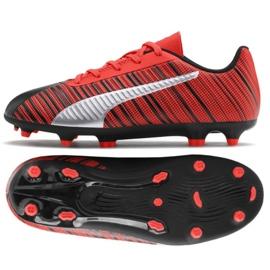 Puma One 5.4 Fg Ag M 105660 01 pantofi roșu
