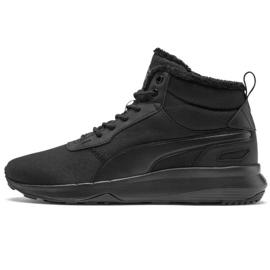 Pantofi Puma Activare Mid Wtr M 369784 01 negru