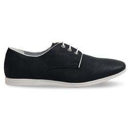 Pantofi casual Casual 1631 Negru