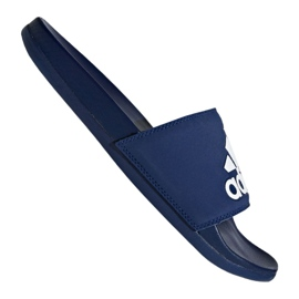 Albastru Papuci Adidas Adilette Comfort Plus M B44870