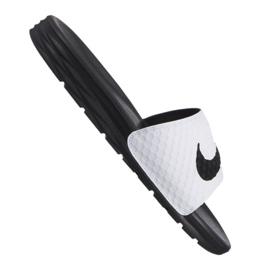 Papuci Nike Benassi Solarsoft Slide 705474-100