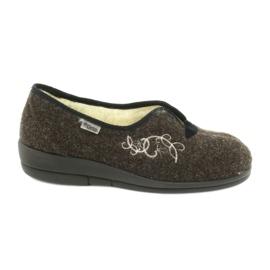Pantofi de dama Befado pu 940D356 maro
