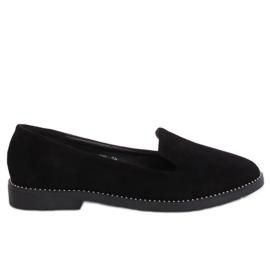 Mochetele negre N90 Negru