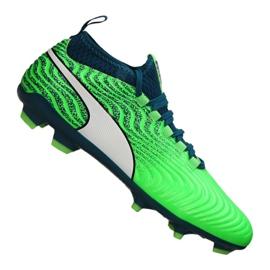 Puma One 18.3 Syn Fg M 104870 03 pantofi de fotbal