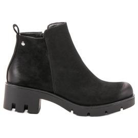 Negru Pantofi VINCEZA