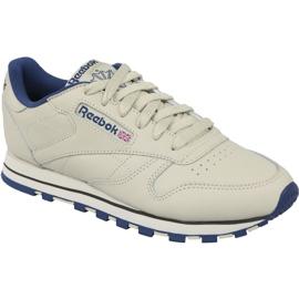 Pantofi Reebok Classic Lthr W 28413 alb