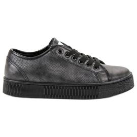 Marquiz negru Adidasi negri
