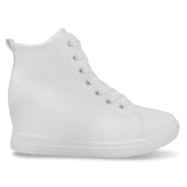 Adidași simpli la modă GFA97 Alb