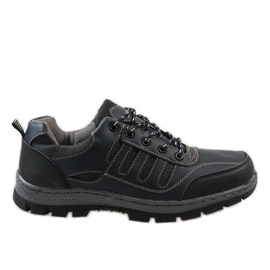 Bleumarin Pantofi de trekking albastru închis FU25