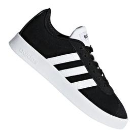 Pantofi Adidas Vl Court 2.0 Jr DB1827 negru