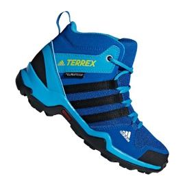 Pantofi Adidas Terrex AX2R Mid Cp Jr BC0673
