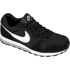 Pantofi Nike Sportswear Md Runner 2 Jr 807316-001 negru