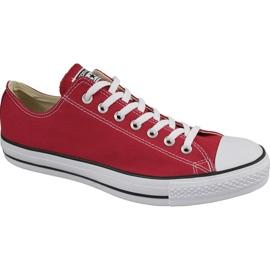 Roșu Pantofi Converse C. Taylor All Star Ox Optical Red M M9696