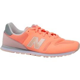Portocaliu Pantofi New Balance în KD373CRY