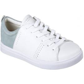 Pantofi Skechers Moda W 73480-WGY alb